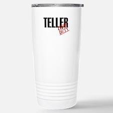 Off Duty Teller Travel Mug
