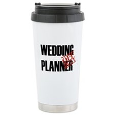 Off Duty Wedding Planner Travel Mug