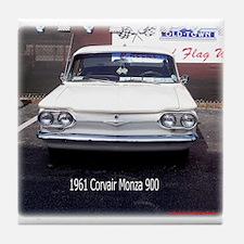 1961 Corvair Monza 900 Tile Coaster
