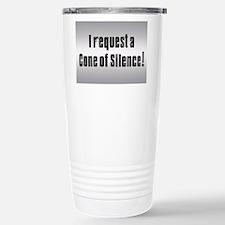 Cone of Silence Get Smart Travel Mug