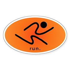 iRun2 Sticker (OB 10 pk)