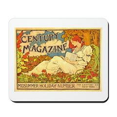 Century Magazine Mousepad