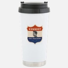 JFK '60 Shield Travel Mug