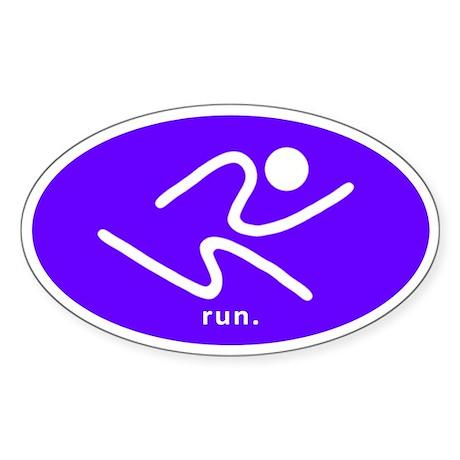 iRun2 Sticker (BlueBerry)