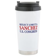 Reelect Sanchez Travel Mug