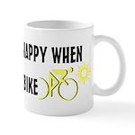 Only Happy Riding Mug