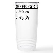 Architect Career Goals Travel Coffee Mug