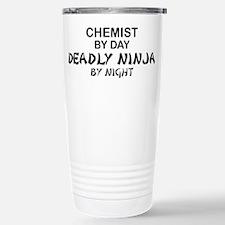 Chemist Deadly Ninja by Night Travel Mug