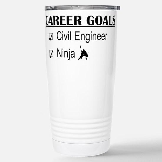 Civil Engineer Career Goals Stainless Steel Travel