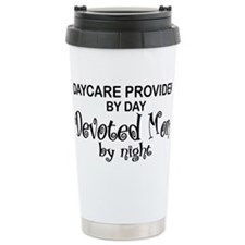 Devoted Mom Daycare Provider Travel Mug