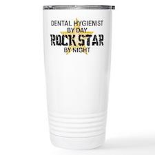 Dental Hygienist RockStar Travel Mug