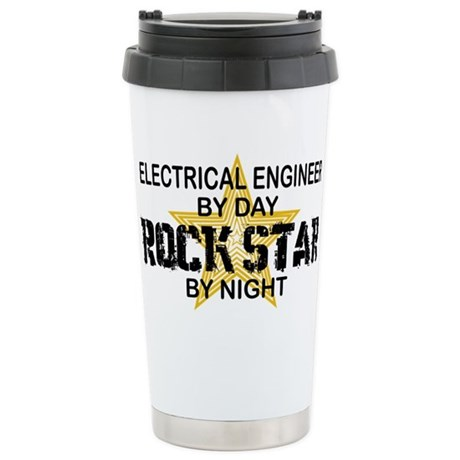 Electrical Engineer RockStar Stainless Steel Trave