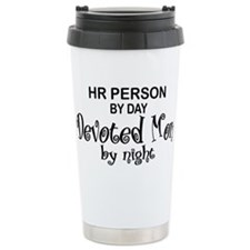 HR Devoted Mom Thermos Mug