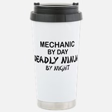 Mechanic Deadly Night Travel Mug