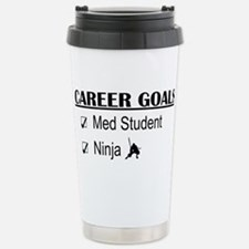 Career Goals Med Student Travel Mug