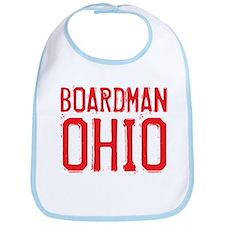 Boardman Ohio Bib