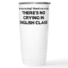 Cute English teacher Travel Mug
