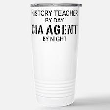 History Teacher CIA Agent Travel Mug