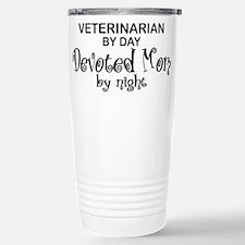 Vet Devoted Mom Travel Mug