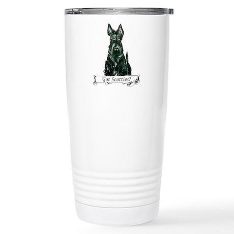 Got Scottish Terriers? Stainless Steel Travel Mug