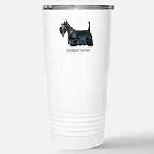 Scottish Terrier Love Travel Mug