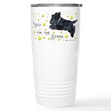 Scottish Terrier Star Travel Mug