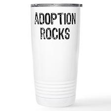 Adoption Rocks Travel Coffee Mug