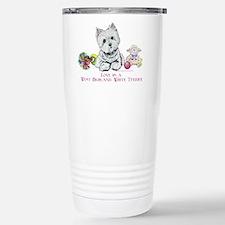 Westhighland Terrier Love Travel Mug