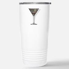 New York Cosmopolitan Stainless Steel Travel Mug