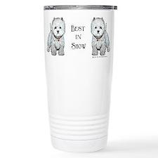 Best Westhighland Terrier Travel Mug