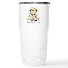 Got Biscuits? Travel Coffee Mug