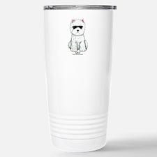 Westie Travel Mug