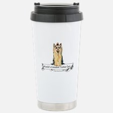 Greatest Yorkshire Terrier Travel Mug