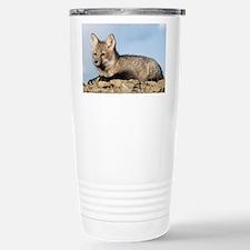 Cross Fox Kit Stainless Steel Travel Mug