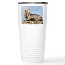 Cross Fox Kit Travel Mug