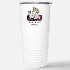 Wire Fox Terrier Home Travel Mug