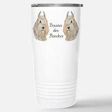 Bouvier des Flandres Travel Mug