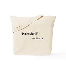 Hallelujah Tote Bag