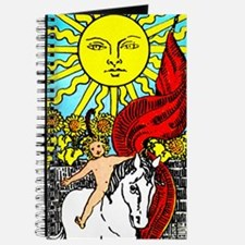 Sun Tarot Journal