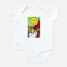 Sun Tarot Infant Bodysuit