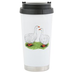 Sebastopol Goose and Gander Travel Mug