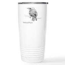 Feathered Friend - Wren Travel Mug
