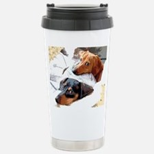 Naptime Love Dachshunds Travel Mug