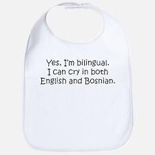 Bilingual Beba Bib
