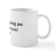 Use yor hands. Small Mug