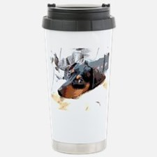 Naptime Alone Dachshund Travel Mug