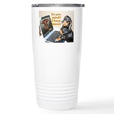 Lilys Computer Travel Coffee Mug