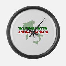 Nonna Large Wall Clock