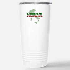 Nonna Stainless Steel Travel Mug