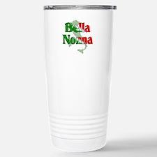 Bella Nonna Stainless Steel Travel Mug